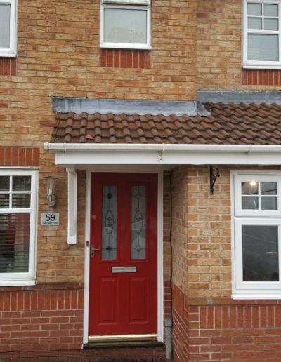Garage-Conversion-Manchester-Chadderton-Bricked-Up-Window-In