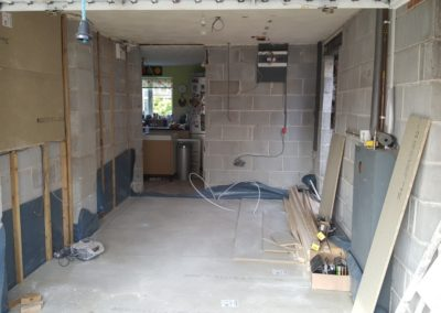Garage-Conversion-Manchester-Chadderton-Floor-Boarded