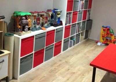 Garage Conversion to Nursery/Playroom